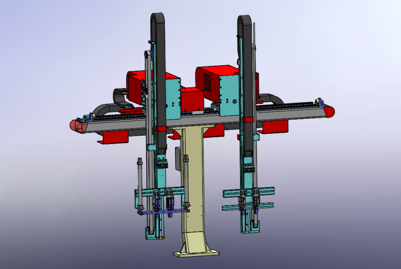 The working principle  function of proportional valve of injection molding machine