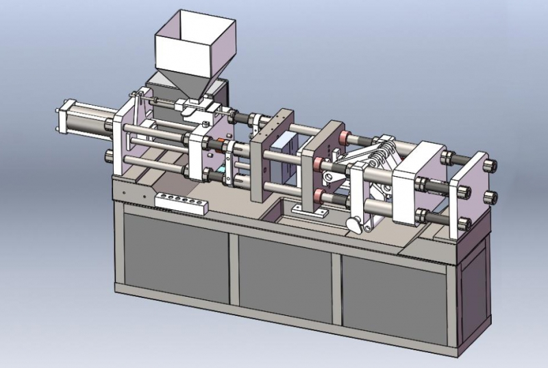 Injection molding machine manipulators provide fully automatic solutions for the injection molding industry