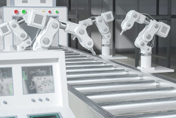 Eight main points of maintenance for injection molding robot